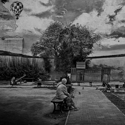 Black and white Zwart wit - Juliën van de Hoef fotografie 1