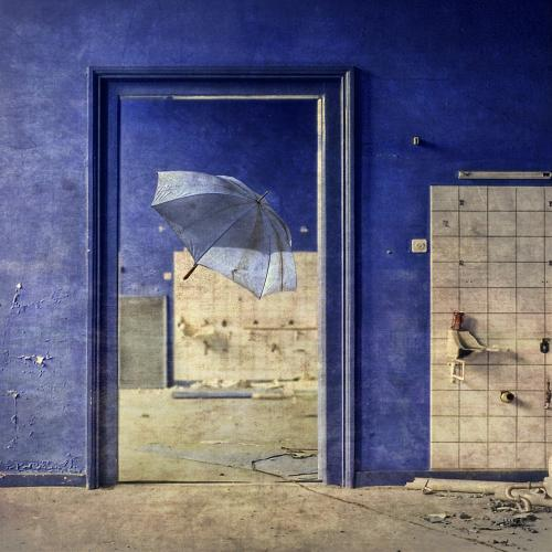 Blue Room Juliën van de Hoef 2