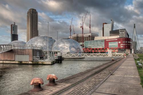 Rotterdam Juliën van de Hoef_HDR 1