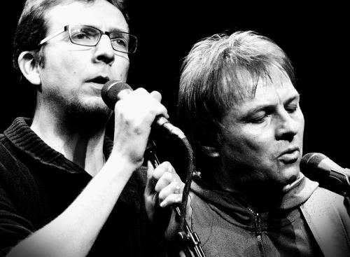 Simon and Garfunkel Tribute band 7