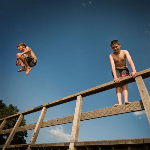 Waterfun swimming julien van de hoef 09