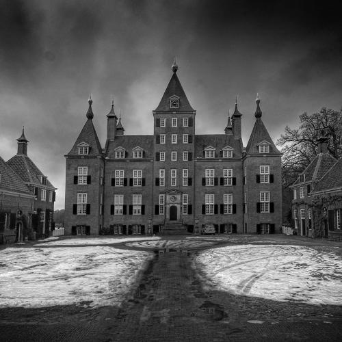 Zwart wit - Juliën van de Hoef fotografie 26