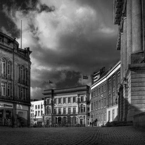 Zwart wit - Juliën van de Hoef fotografie 45