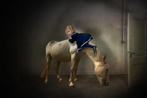 def paard met meisje spot-Edit_pe