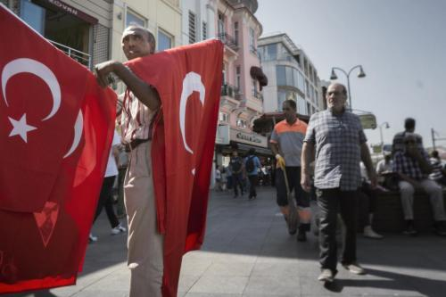 Streetwise Istanbul