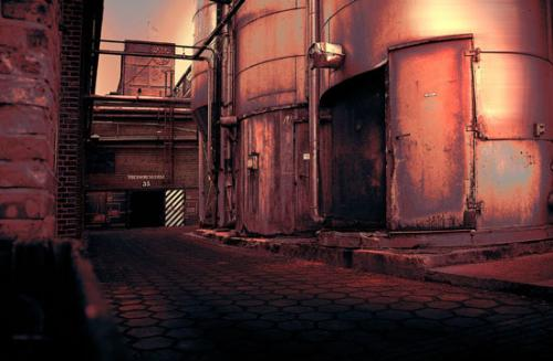 fabriekdeursite